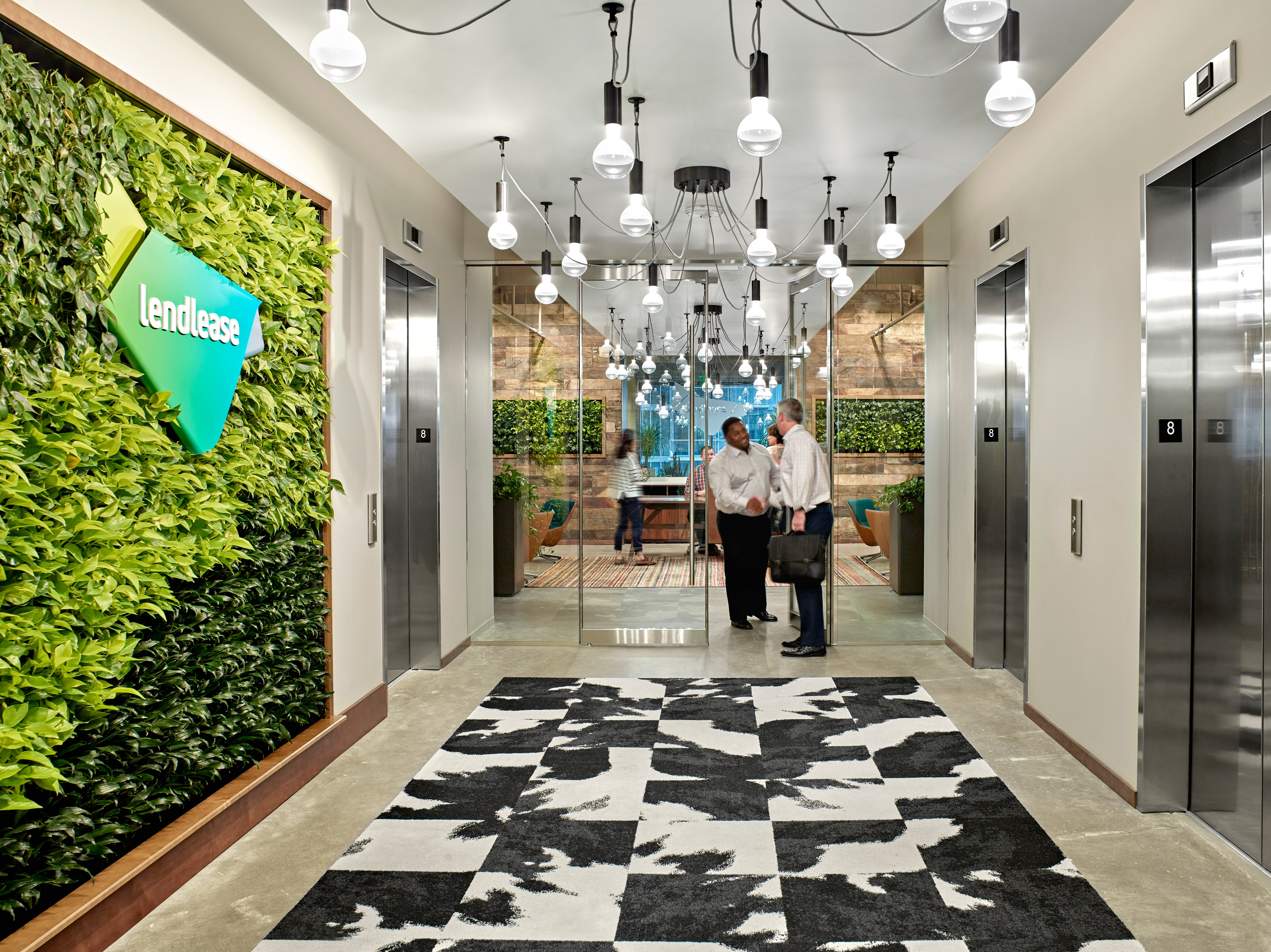 Lendlease Living Wall