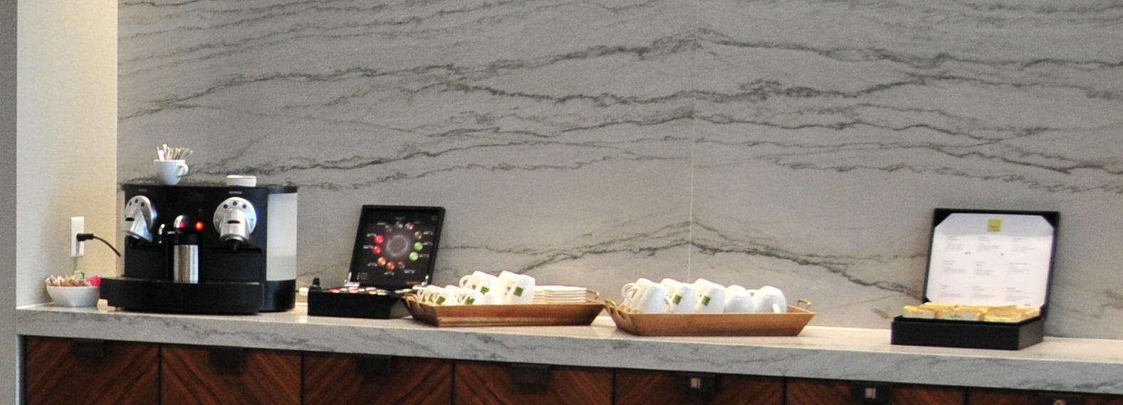 White & Case Lobby Coffee Bar