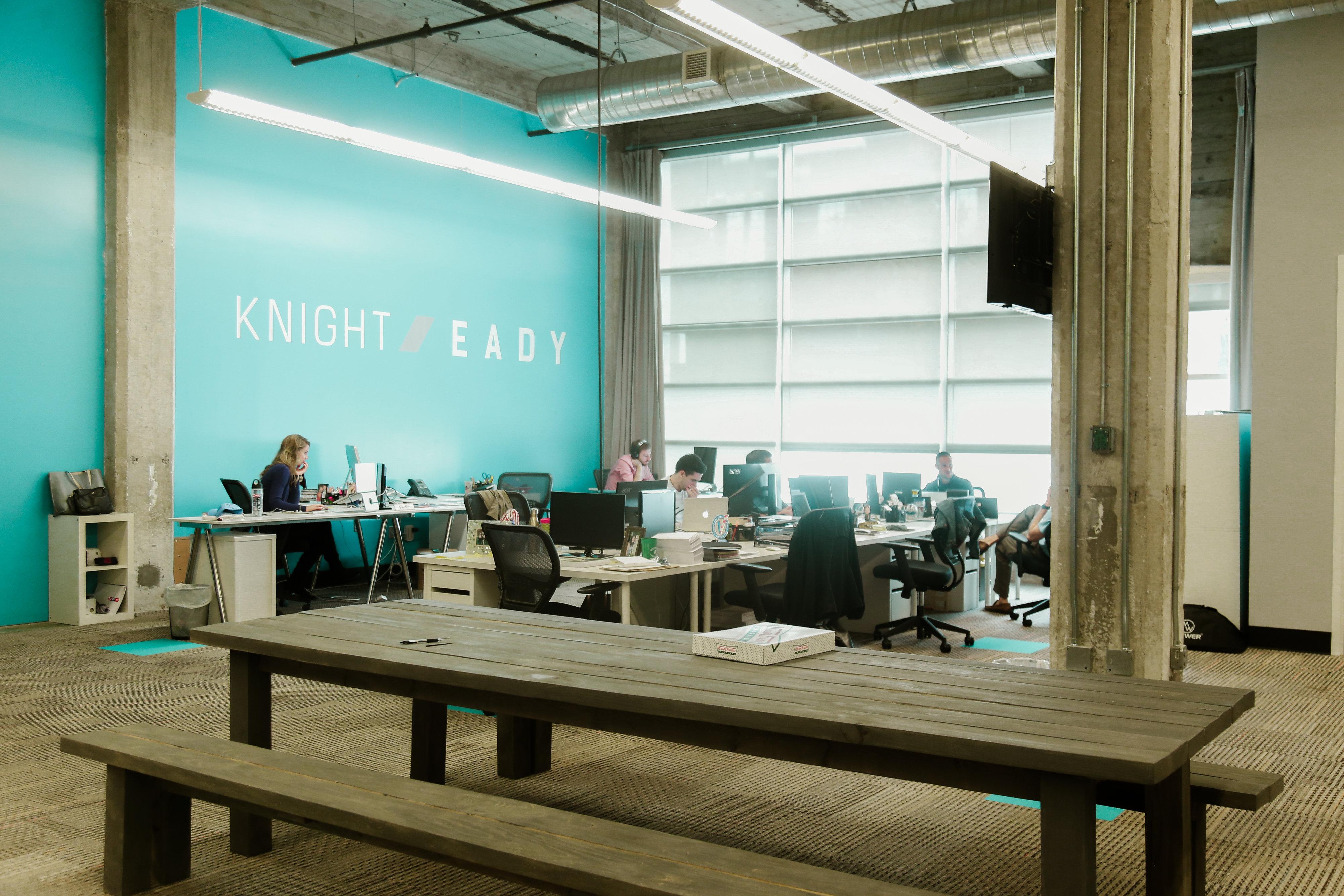 Knight Eady Innovation Depot
